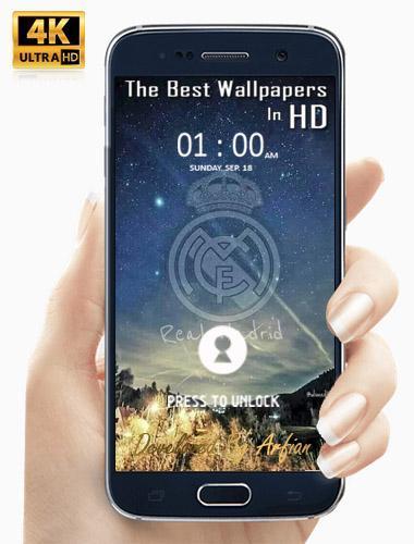 ... Real Madrid Wallpaper HD 4K screenshot 17 ...