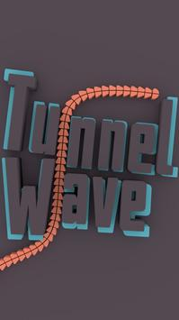 Tunnel Wave poster