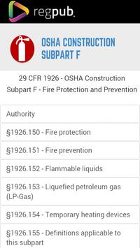 29 CFR 1926 - Subpart F poster