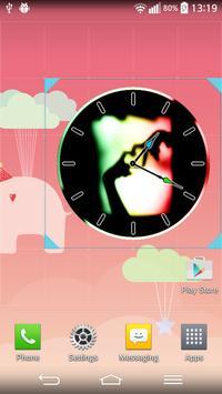 Reggae Love Clock apk screenshot