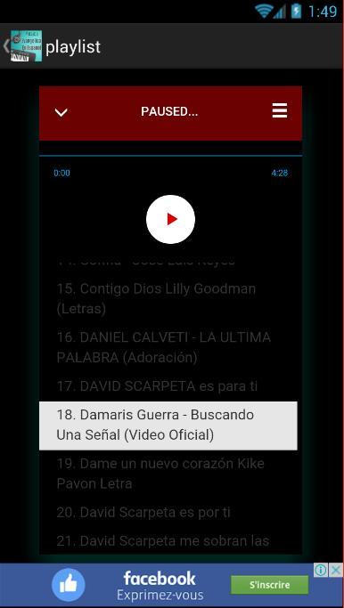 Musica Cristiana Evangelica En Espanol Canciones For Android Apk