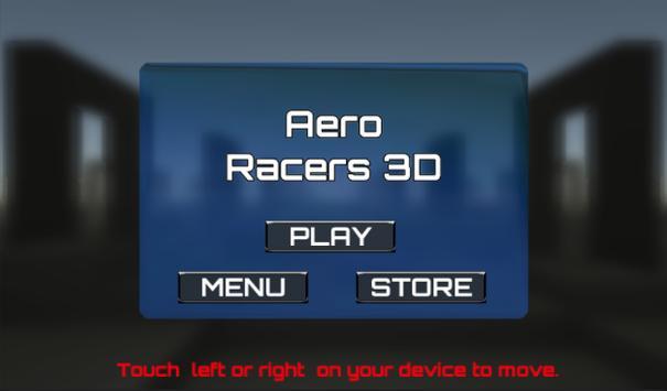 Aero Racers 3D screenshot 1