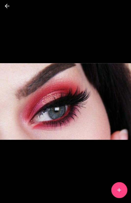 Red Makeup Looks For Android Apk Download
