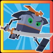 Cube Samurai: RUN icon