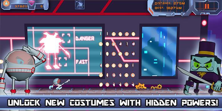 Cube Samurai: RUN screenshot 5