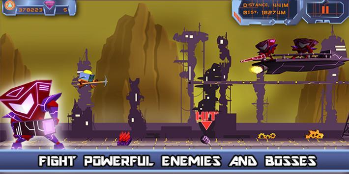 Cube Samurai: RUN screenshot 3