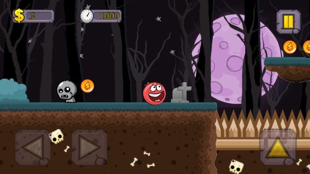 Red Ball Hero 2 screenshot 2