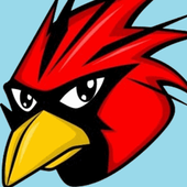 Flapping Red icon