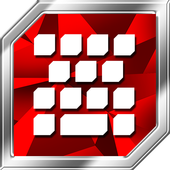 Red Keyboard Skins icon