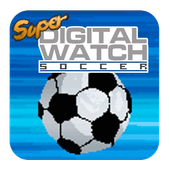 Super Digital Watch Soccer icon