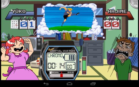 Super Digital Watch Soccer apk screenshot