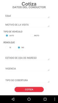 Red SeguroSinFronteras screenshot 3