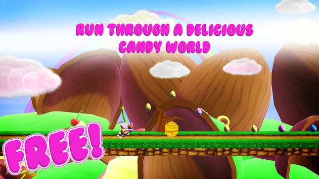 Easter Bunny Run screenshot 2