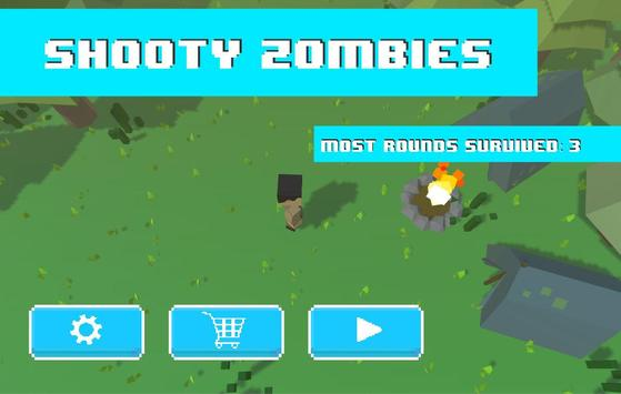 Shooty Zombies poster