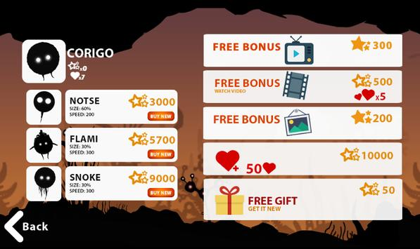 Shadow Corigo apk screenshot