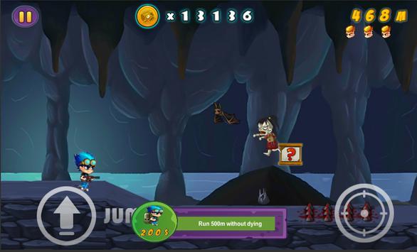 Falling Zombie screenshot 4