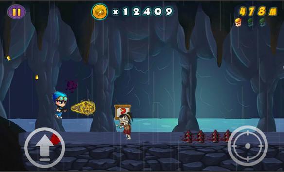 Falling Zombies apk screenshot