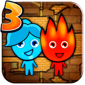 BlueGirl And RedBoy 3 icon