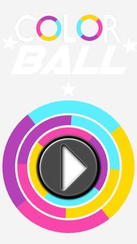 COLOR BALL : Switch Color poster