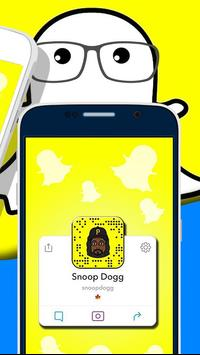 Get Friends for Snapchat and Kik Username for snap screenshot 2