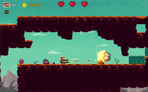 Super Mustache- platform action adventure fun game apk screenshot