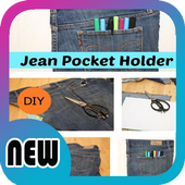 Refashion and Recycle Jeans icon