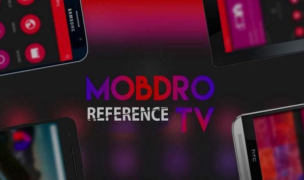 New Mobdro Online TV Reference apk screenshot