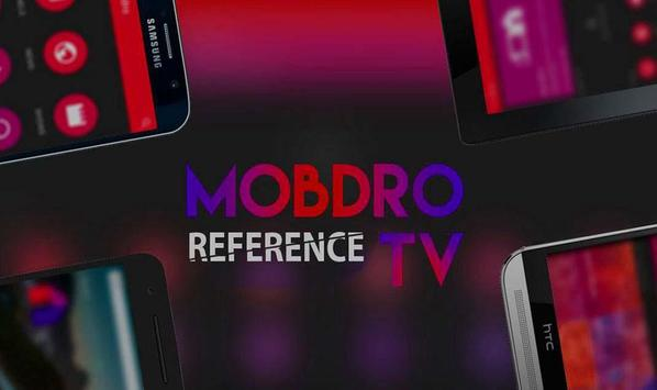 New Mobdro Online TV Reference poster