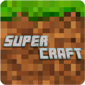 SuperCraft 3D icon