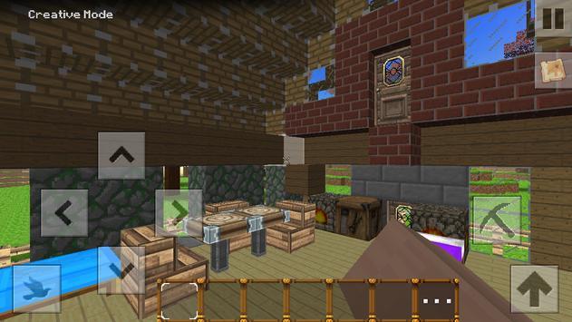 SuperCraft 3D apk screenshot