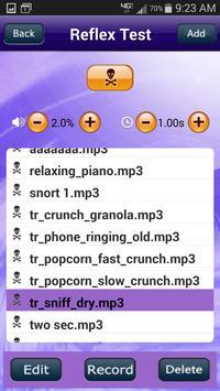 Misophonia Reflex Finder apk screenshot