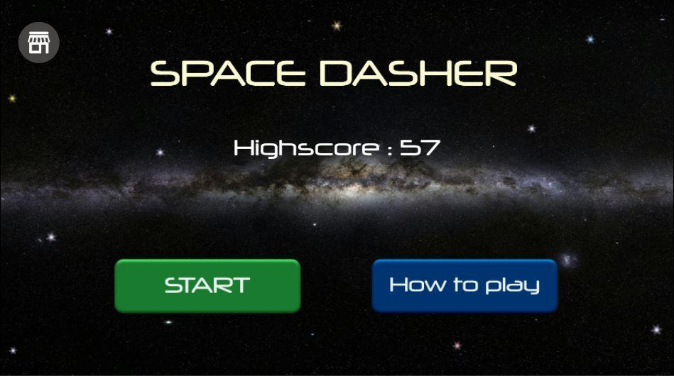 Space Dasher 8