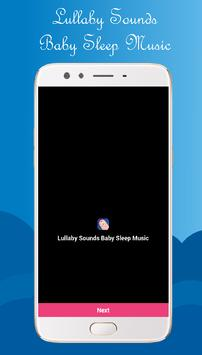 Lullaby Sounds Baby Sleep Music screenshot 1