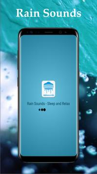 Rain Sounds for Relaxing poster