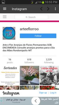 Arte e Flor apk screenshot
