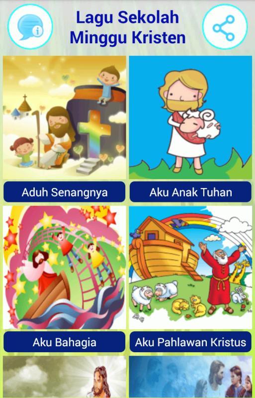 Lagu Sekolah Minggu Kristen For Android Apk Download