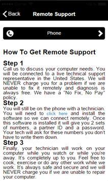 Remote Computer Repair screenshot 2
