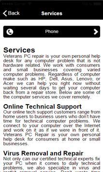 Remote Computer Repair screenshot 3