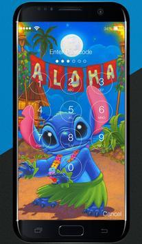 Funny Stitch Cartoon Cute Lilo Art Wallpapers screenshot 1