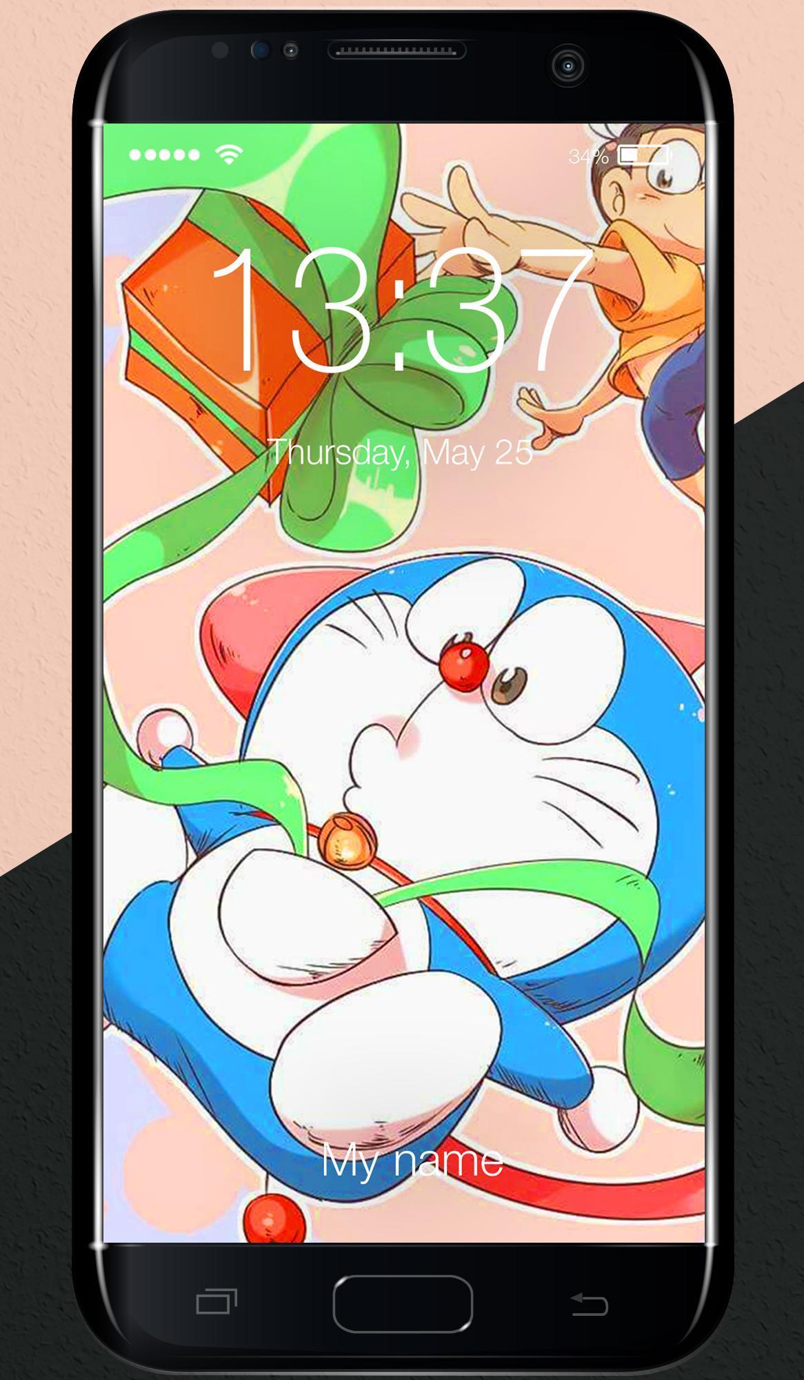 Kawaii Cartoon Cute Doraemon Lucu Art Wallpapers For Android