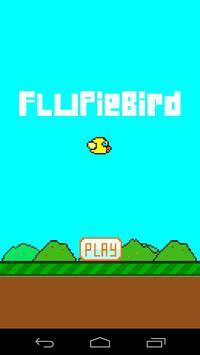 Flupie Bird poster