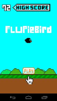 Flupie Bird screenshot 10