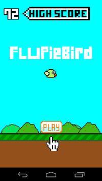 Flupie Bird screenshot 1