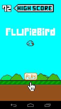Flupie Bird screenshot 2