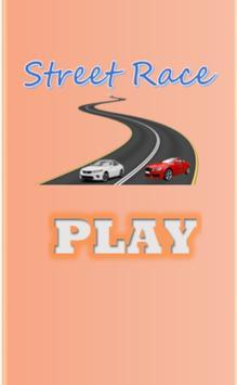 Street Race poster