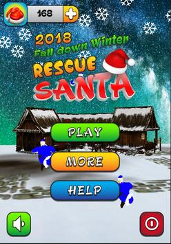 Rescue Santa: Fall Down Winter 2018 poster