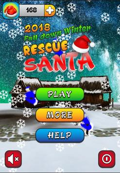 Rescue Santa: Fall Down Winter 2018 screenshot 2
