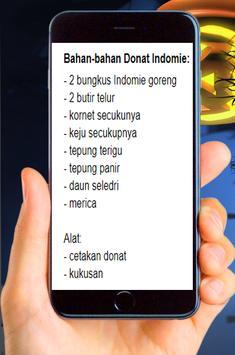 Resep Cemilan Kekinian Viral 2018 screenshot 1