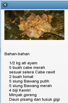 Resep Ayam Pepes screenshot 5