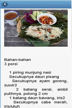 Resep Ayam Pepes screenshot 1